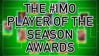 #IMO PLAYER OF THE SEASON AWARDS! - Premier League 2016/17