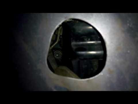 Как снять ручки двери шевроле авео