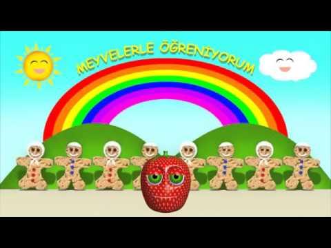 Namaz Dua Ve Surelerini Meyvelerle Öğreniyorum Animasyonu