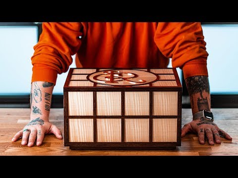 Solving a $10,000 Puzzle Box - Level 10 (One of a kind)