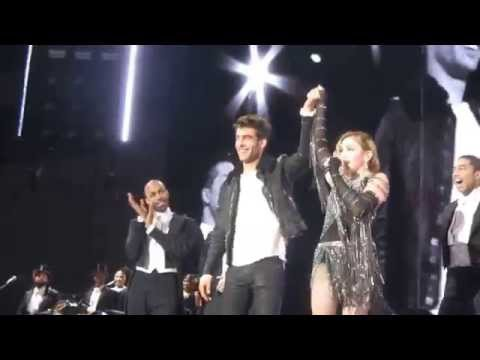 Madonna  Unapologetic Bitch featuring Jon Kortajarena Live in Barcelona 2015