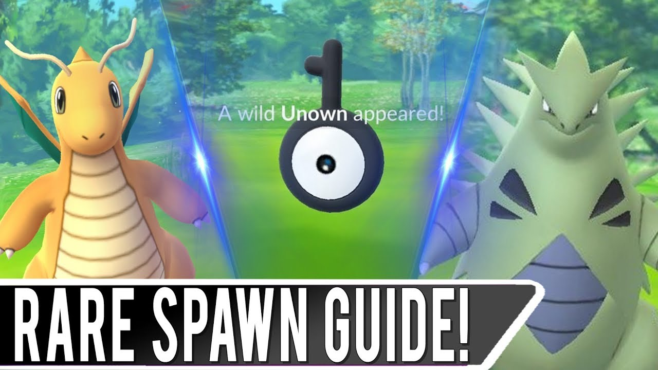Top 5 Tips and Tricks to Find Rare Spawns in Pokemon GO! (2019 Updated Rare  Spawns Guide)