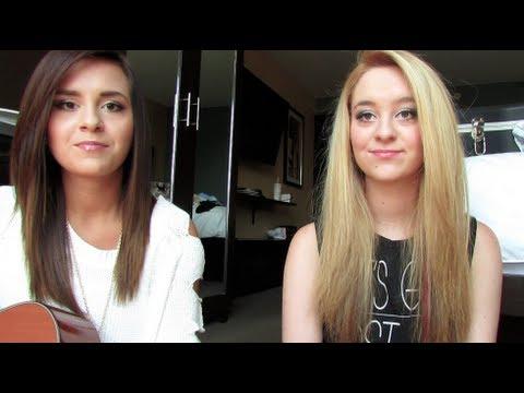 Megan and Liz -