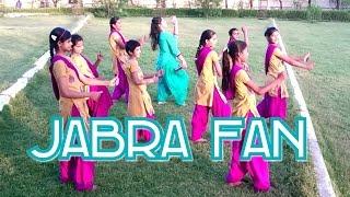 JABRA FAN ANTHEM SONG    FAN    DANCE VIDEO    CHOREOGRAPHY