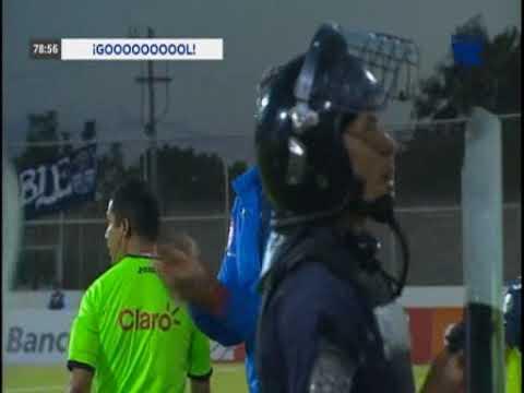 TVC- Deportes TVC- Gol del Motagua ante los Lobos UPNFM