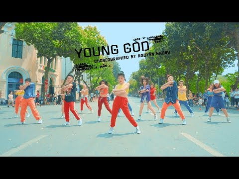 Total Ape - Young Gods | Choreographed by NGUYỄN NHUNG | VENUS Dancing Team