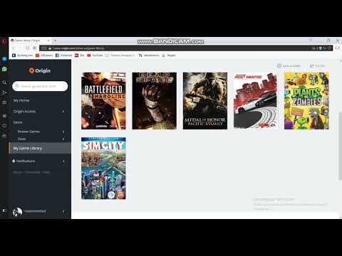 Free Origin accounts New 2019!!! New Accounts With All Games!!!