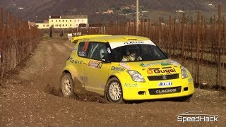 Best of Rally 2017 - Class S1600 | Pure engine sound