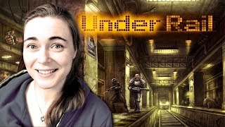 Sneaky Cheeserella! : UNDERRAIL (Oddity XP System) | Fallout + D&D Funtimes