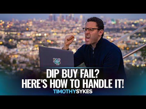 Dip Buy Fail? Here's How to Handle It!