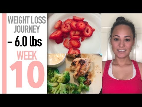 My Weight Loss Journey: WEEK 10  | GYM TIME & PROGRESS