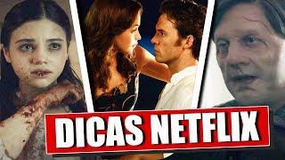 6 FILMES INCRÍVEIS NA NETFLIX PARA NÃO DEIXAR DE VER!
