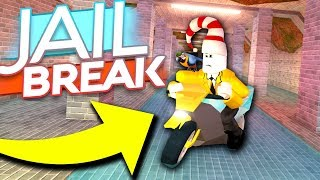 JAILBREAK MOTORCYCLE + NEW ESCAPE = MADNESS