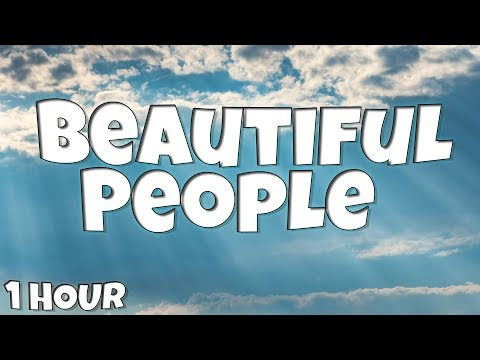 Beautiful People - Ed Sheeran Feat. Khalid 【1 HOUR Loop】(Lyrics)