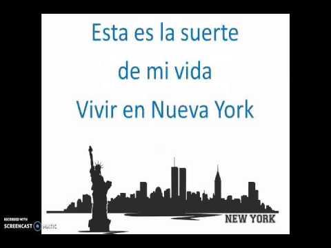 Los hermanos Rosario. Vivir en Nueva York con letra.