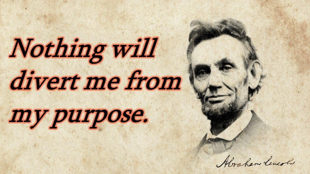 Abraham Lincoln S Inspirational Quotes Top Inspiring Abraham Lincoln Quotes Motivational Video