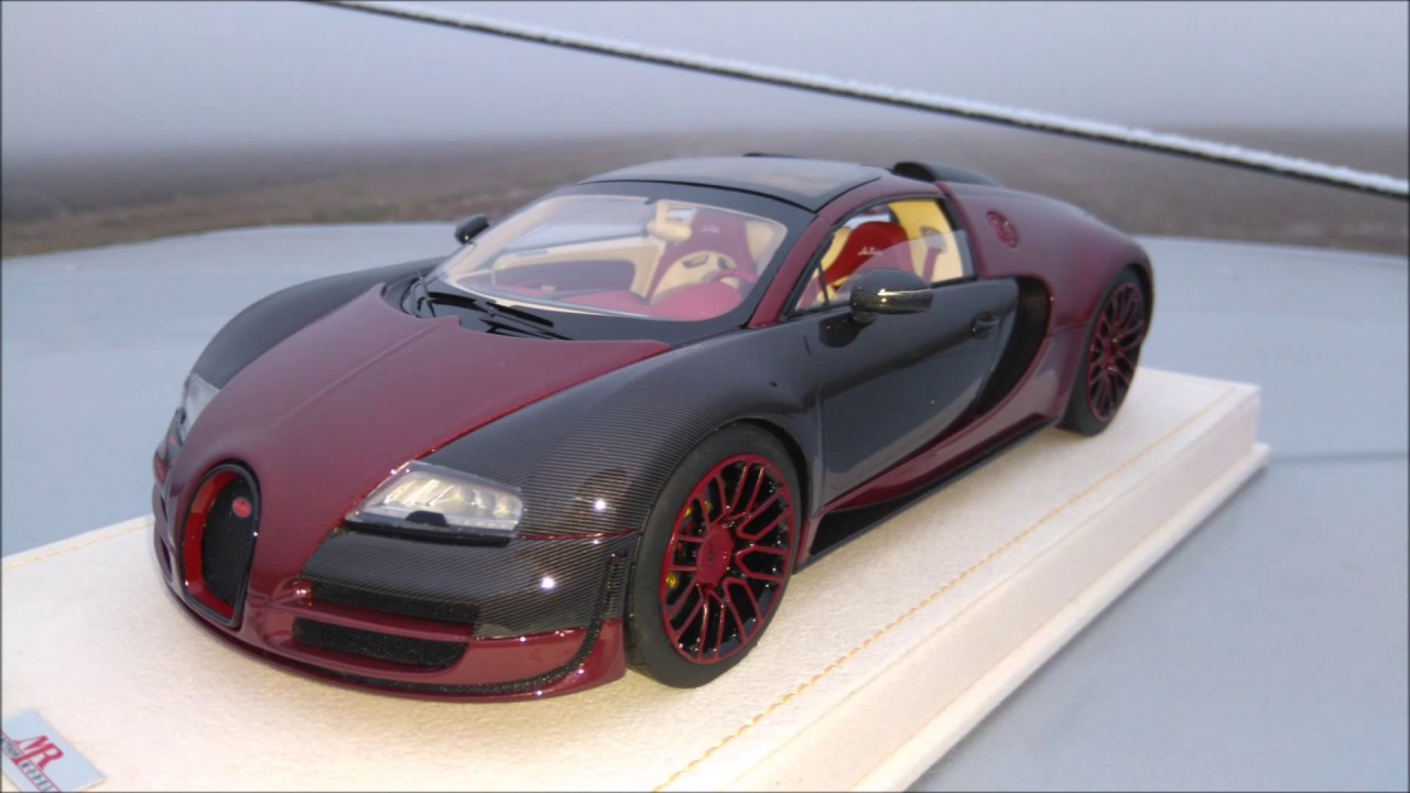 eefb1205f Bugatti veyron grand sport vitesse La Finale 1 18 Mr collection ...