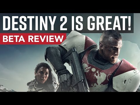 Destiny 2 - My Impressions of the Beta & Demystifying All The Problems
