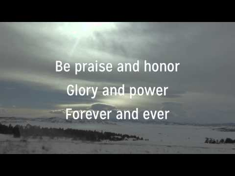 Lyric Video - To Him Who Sits On The Throne (Revelation 5)