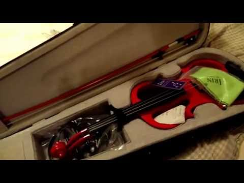 Irin Electric Violin Review