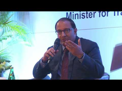 ISAS Colombo Colloquium 2018 : Interactive Session with Minister S Iswaran (23 Jan 2018)