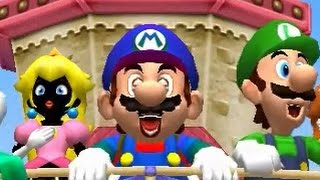 Mario Party 7 Repainted - Anal Canal