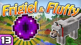 FRIGIEL & FLUFFY : LE STRONGHOLD | Minecraft - S5 Ep.13
