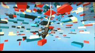 a good physics right here xD | ROBLOX Rope Physics