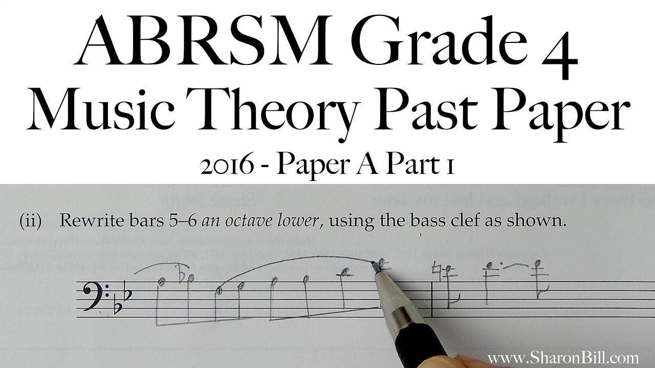 Instruction Books, Cds & Video Music Theory & Ear Training Grade 7 Book Theory Abrsm Music Theory Past Papers 2016