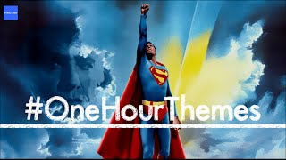 One hour of the 'Superman' theme