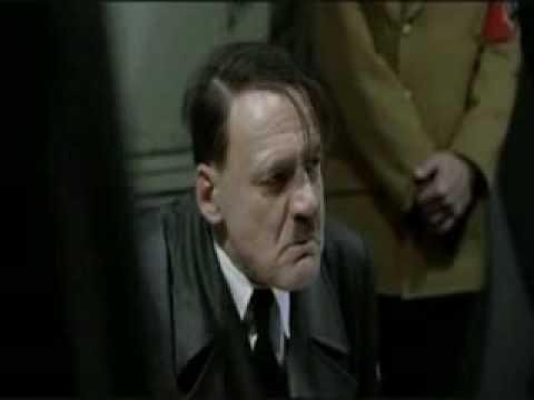 Hitler Finds out Nick Monti lost in Madden
