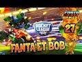 Fanta et Bob - Ep.27 - CE SKILL VA VOUS ETONNER !!! - COOP sur Rocket League