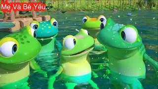 Chú ếch con remix- Nhạc thiếu nhi sôi động dành cho bé yêu.