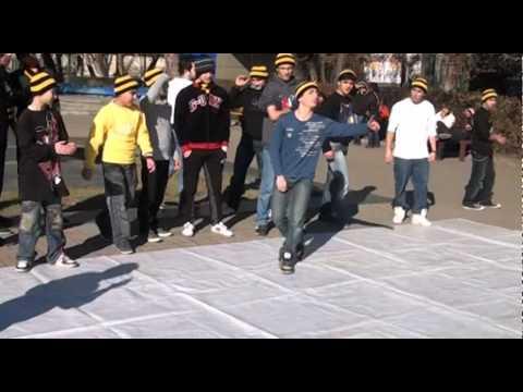 Beeline flashmob video 2min.wmv