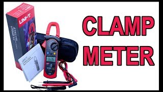 Clamp on Meter Review | UNI-T UT203