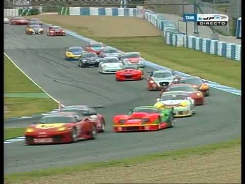 Campeonato de España de  GT 2006 - Spanish GT - Jerez
