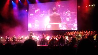 Symphony of Legends - God of War