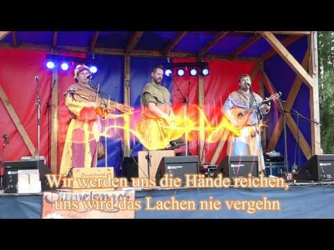 "Duivelspack - ""Je suis Charlie"" live Burgfest Neustadt - Glewe 10.06.2017"