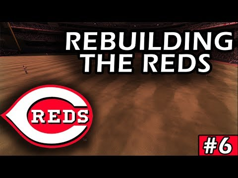 REBUILDING THE CINCINNATI REDS | EPISODE 6! | MLB THE SHOW 17 FRANCHISE MODE