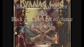 Watch Running Wild Black Gold video