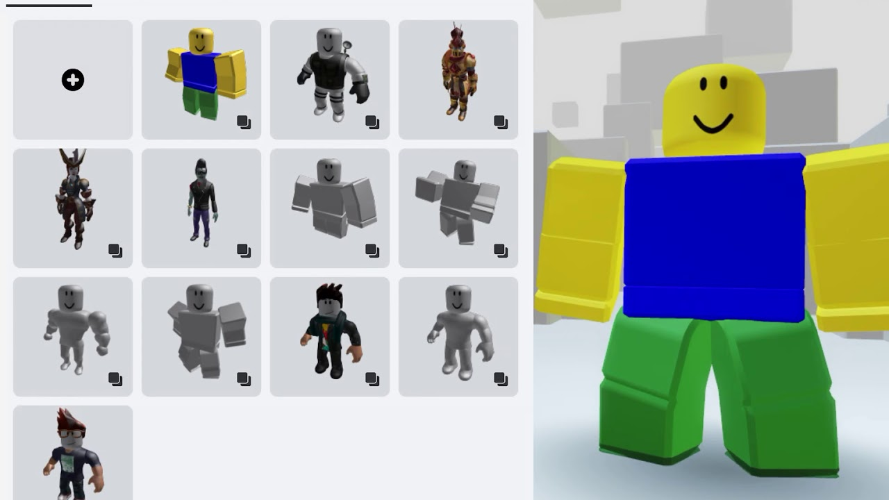 Noob Ai Roblox How To Get Noob Skin For Free On Roblox For Ios Youtube