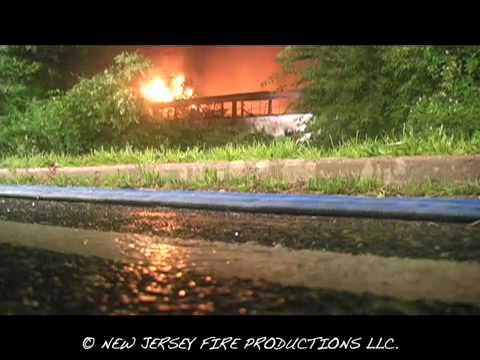 Mantua - Multi Alarm Building - 05/22/2010 - © New Jersey Fire Productions LLC.mov