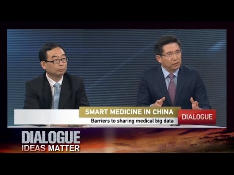 Dialogue— Smart Medicine In China 07/17/2016 | CCTV