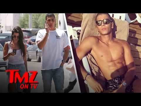 Kourtney Kardashian Robs One Sexy Cradle! | TMZ TV