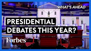 Democrats Don't Want Biden To Debate Trump And This Is Why - Steve Forbes | What's Ahead | Forbes