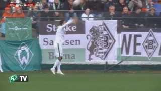 Highlights: Werder Bremen - Borussia Mönchengladbach I Werder in Belek