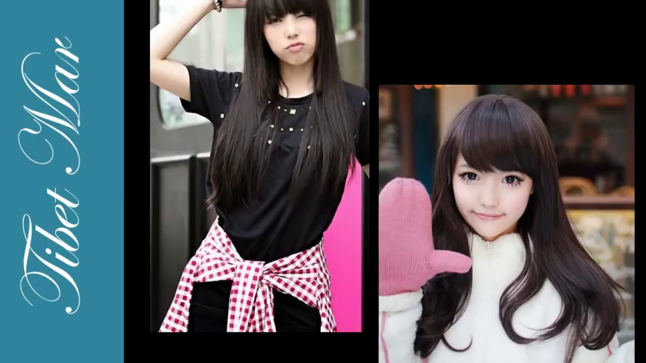 corte de pelo mujer estilo coreano tendencia