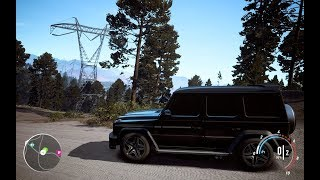 Mercedes AMG G63 Off-Road Drive in Need For Speed Payback - Insane Driving