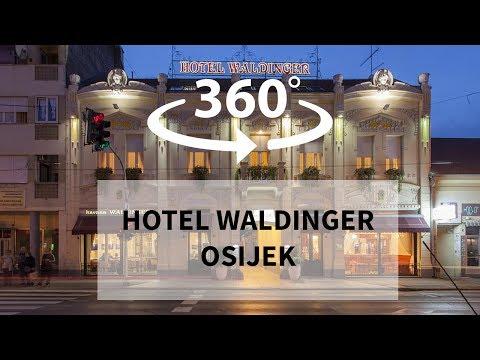 Hotel Waldinger — Osijek | 360º VR | Pointers Travel