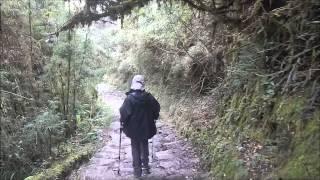Inca Trail! First time Trekking!